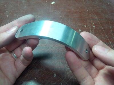 Sanding and Finishing Aluminum
