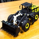 A 3D Printed Front End Loader