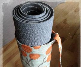 Yoga mat travel bag