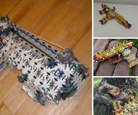 Knex Weapons With Instructions