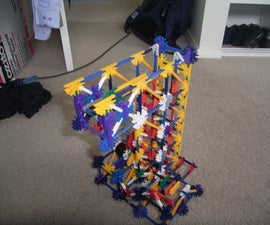Knex 'Puzzle' Ball Lift