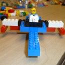 Lego Jet Airplane