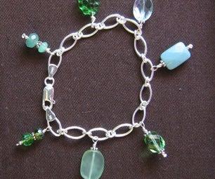A Simple Charm Bracelet