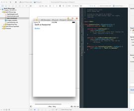 Make an iOS App with Swift