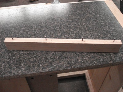 Making the Counter Top