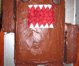 Make a Domokun cake