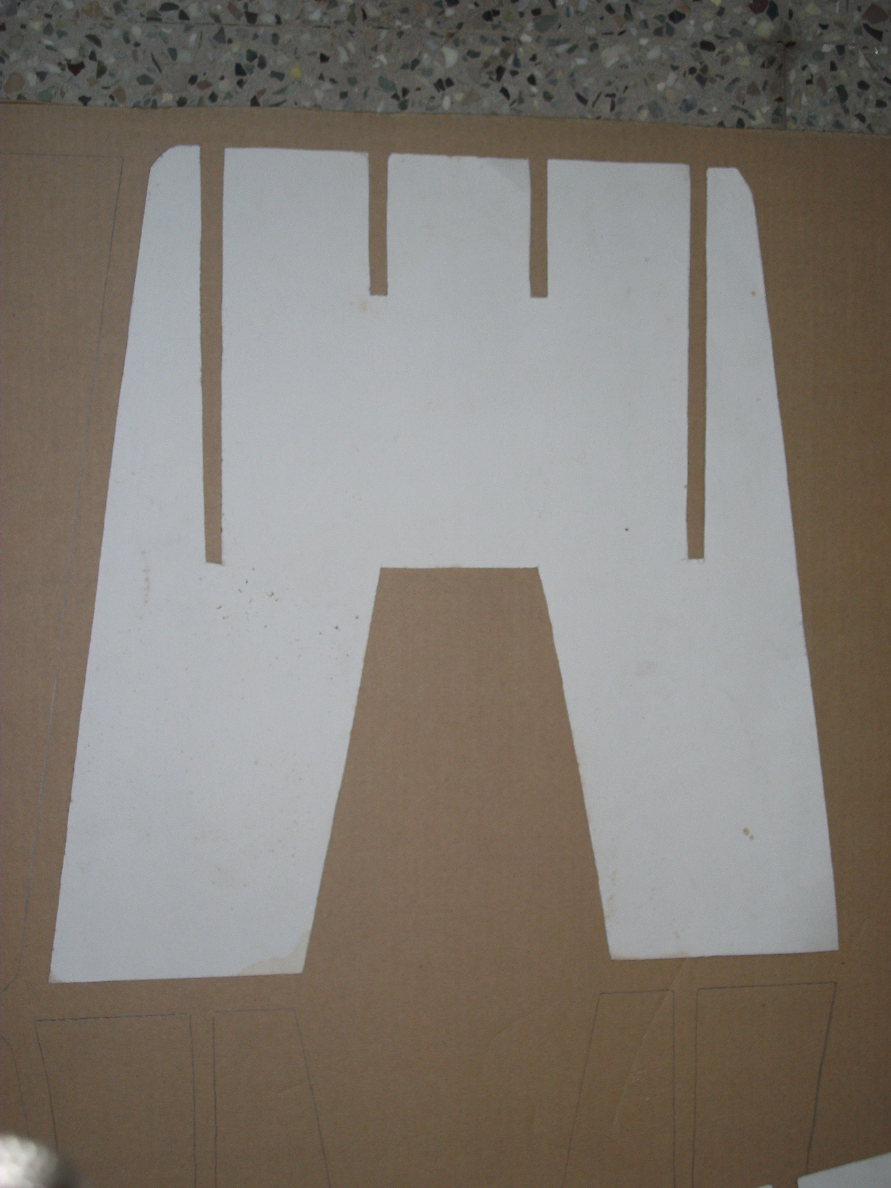 Picture of Base Template 1: