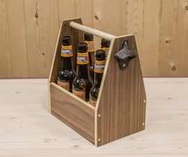 How to Make a Beer Tote