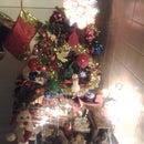 my chritmas tree decoration