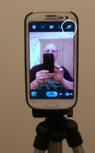 Install the Phone and Take Some Pictures.