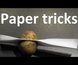 3 Paper Tricks