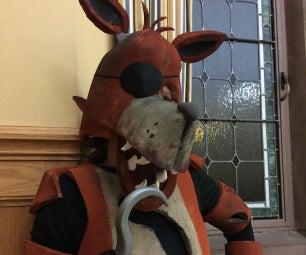 Five Night at Freddy's Foxy Costume