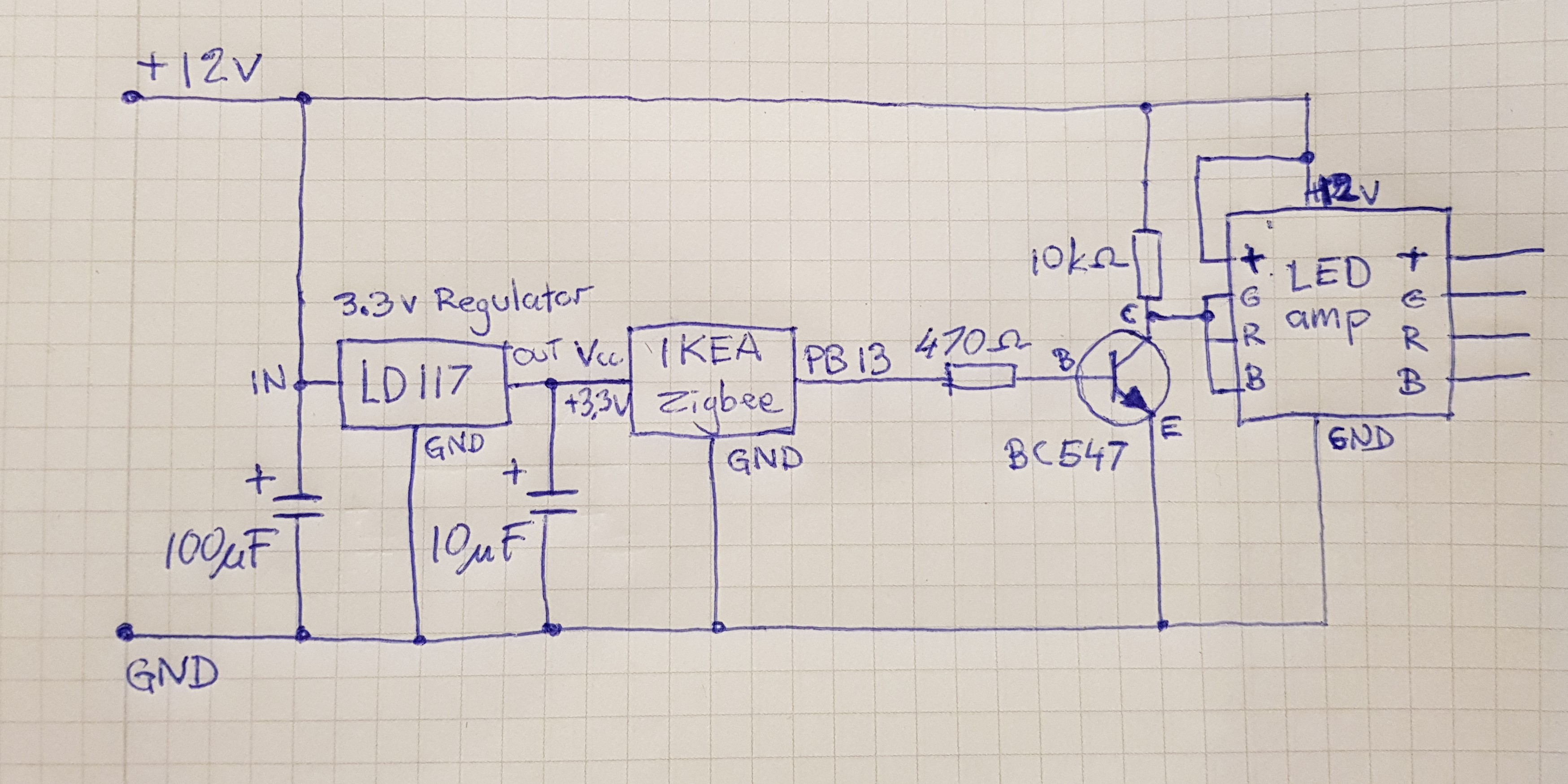 Picture of Circuit Drawing