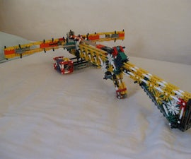 K'nex Black Ops Crossbow
