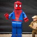 Lego Spider-Man Halloween Costume
