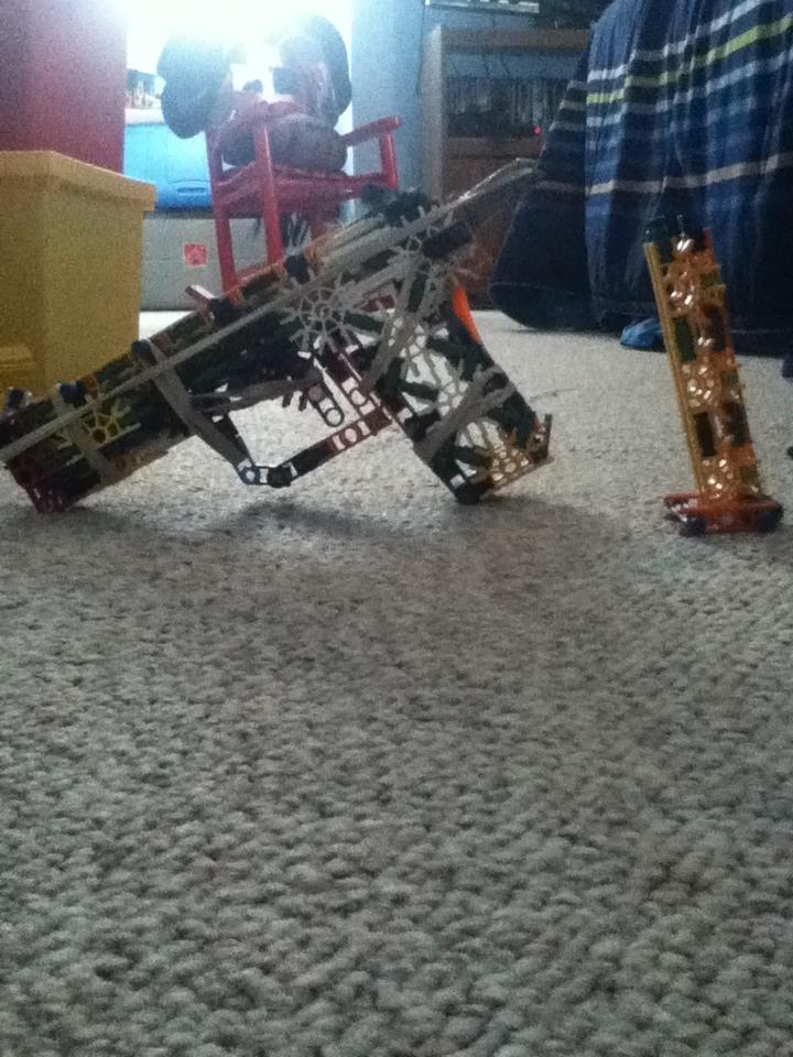 Picture of Knex P264 (Build)