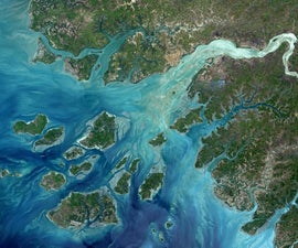 Creating Satellite Imagery - Landsat