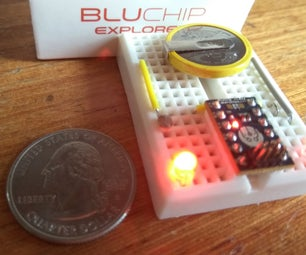 Automated Home Curtains – Mini Project With MakerChips' BluChip (nRF51 BLE) Module