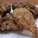 Yummy Crispy Fried Chicken
