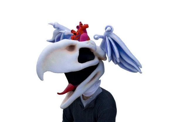 Terror Bird Mask