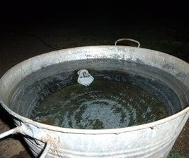 Self Filling Water Bowl