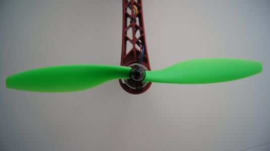 Motors, Speed Controllers and Propellers