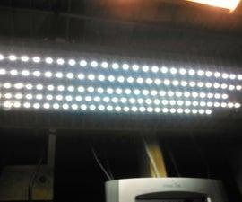 LED Desk or Workbench Light