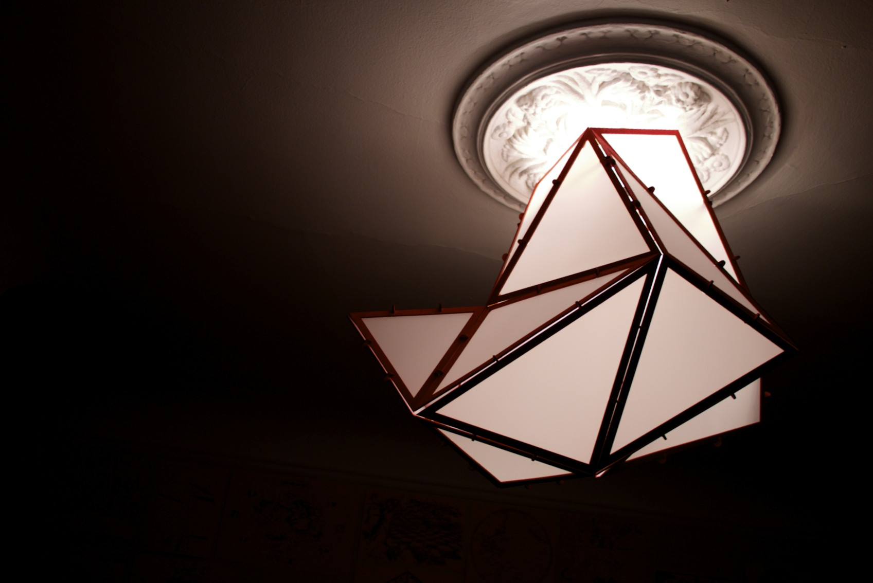 Picture of Triangulated Lamps