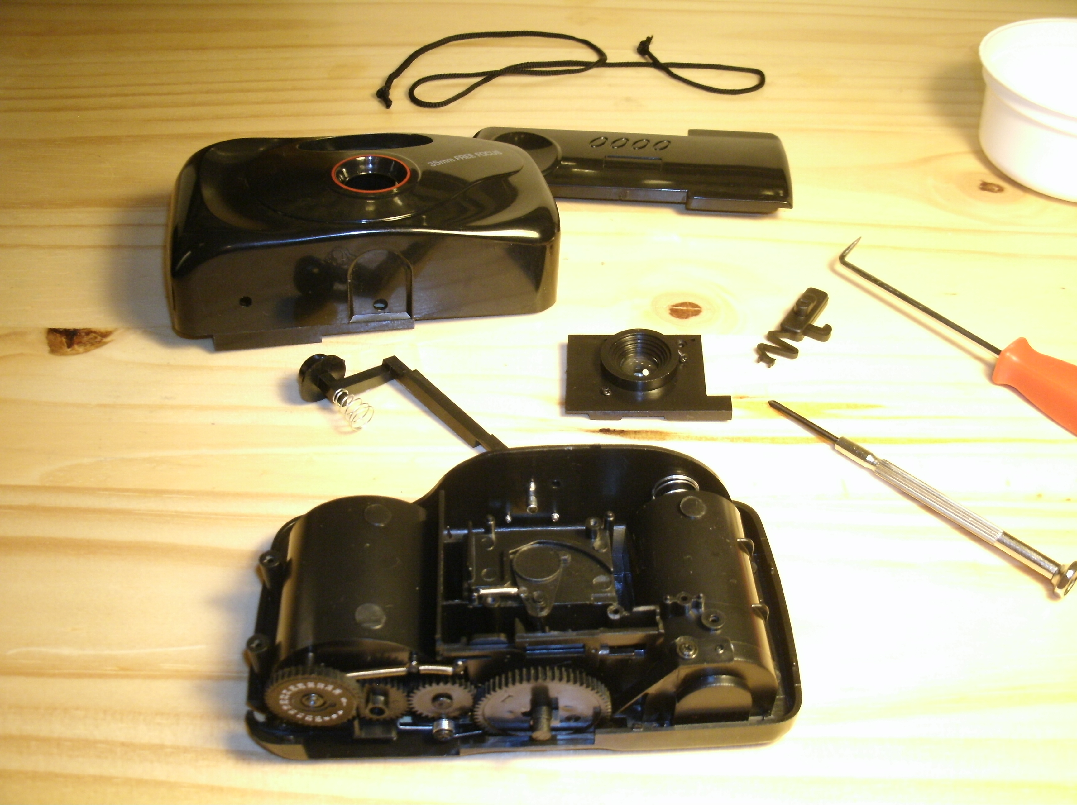 Picture of Take Your Camera Apart