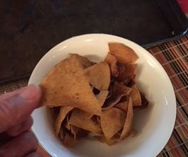Make Your Own Corn Chips