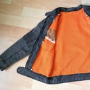 Make a Jacket Warmer Using an Old Sweater