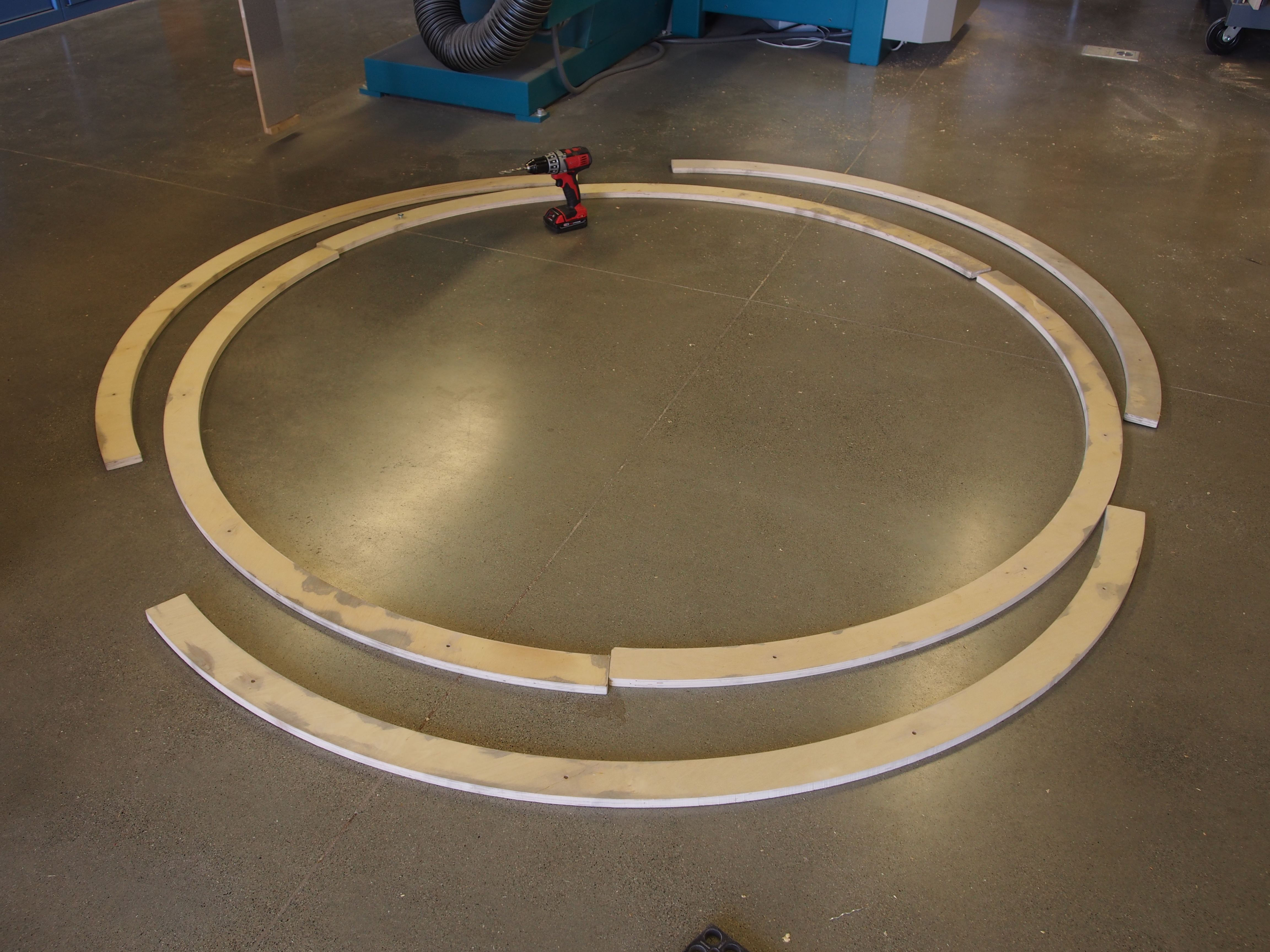 Picture of Lay Out the Rings