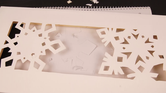 The Snowflake Canvas Light (pt 2)