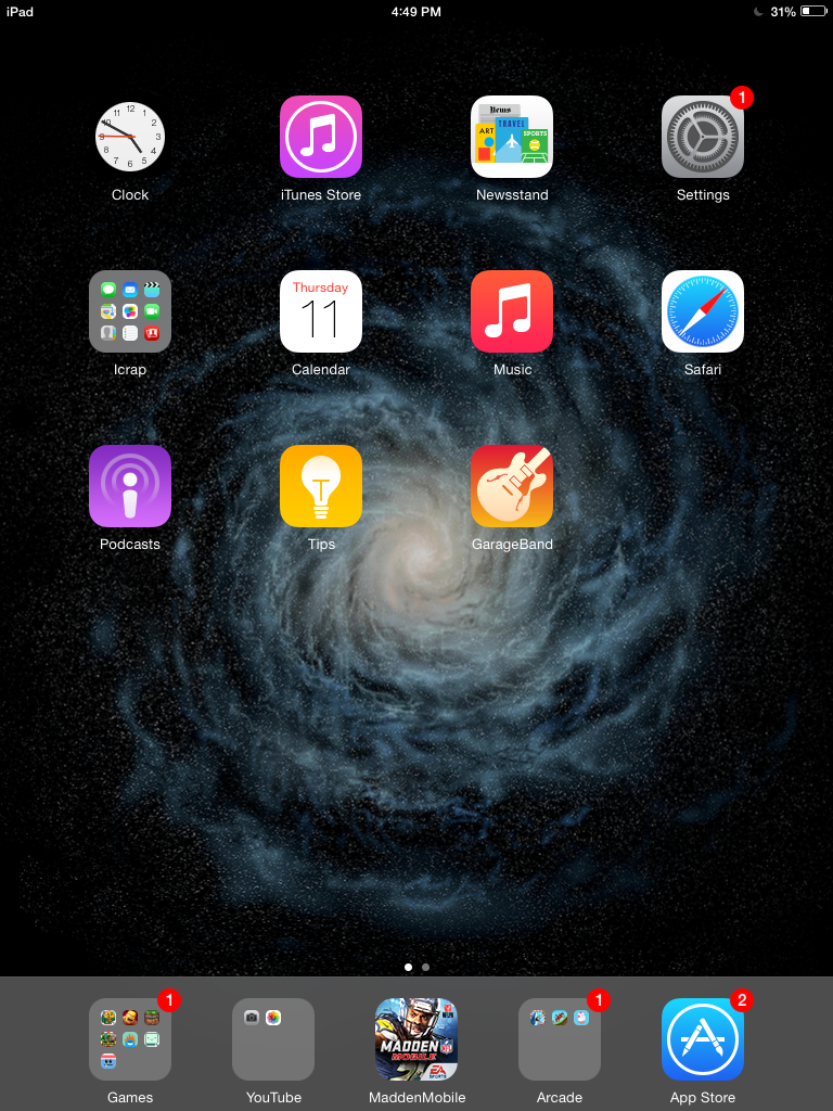 Picture of IOS Assistive Touch