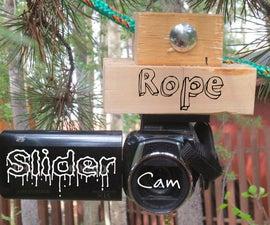 Rope Slider Cam