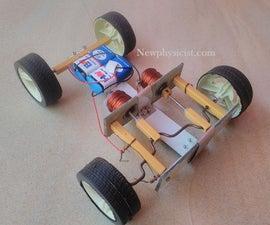 Make Solenoid Engine Car