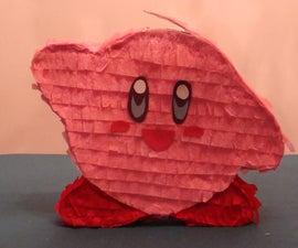 Kirby Pinata!