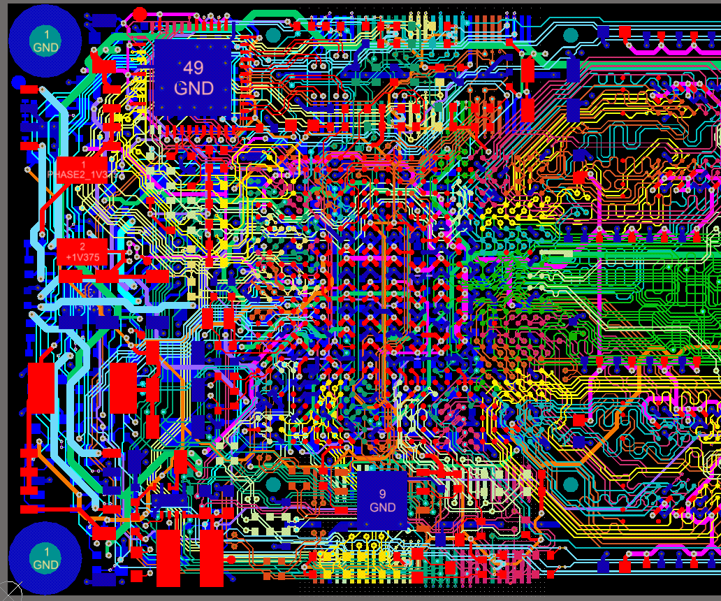 Free PCB Schematic Entry & Layout Software Beat Eagle for