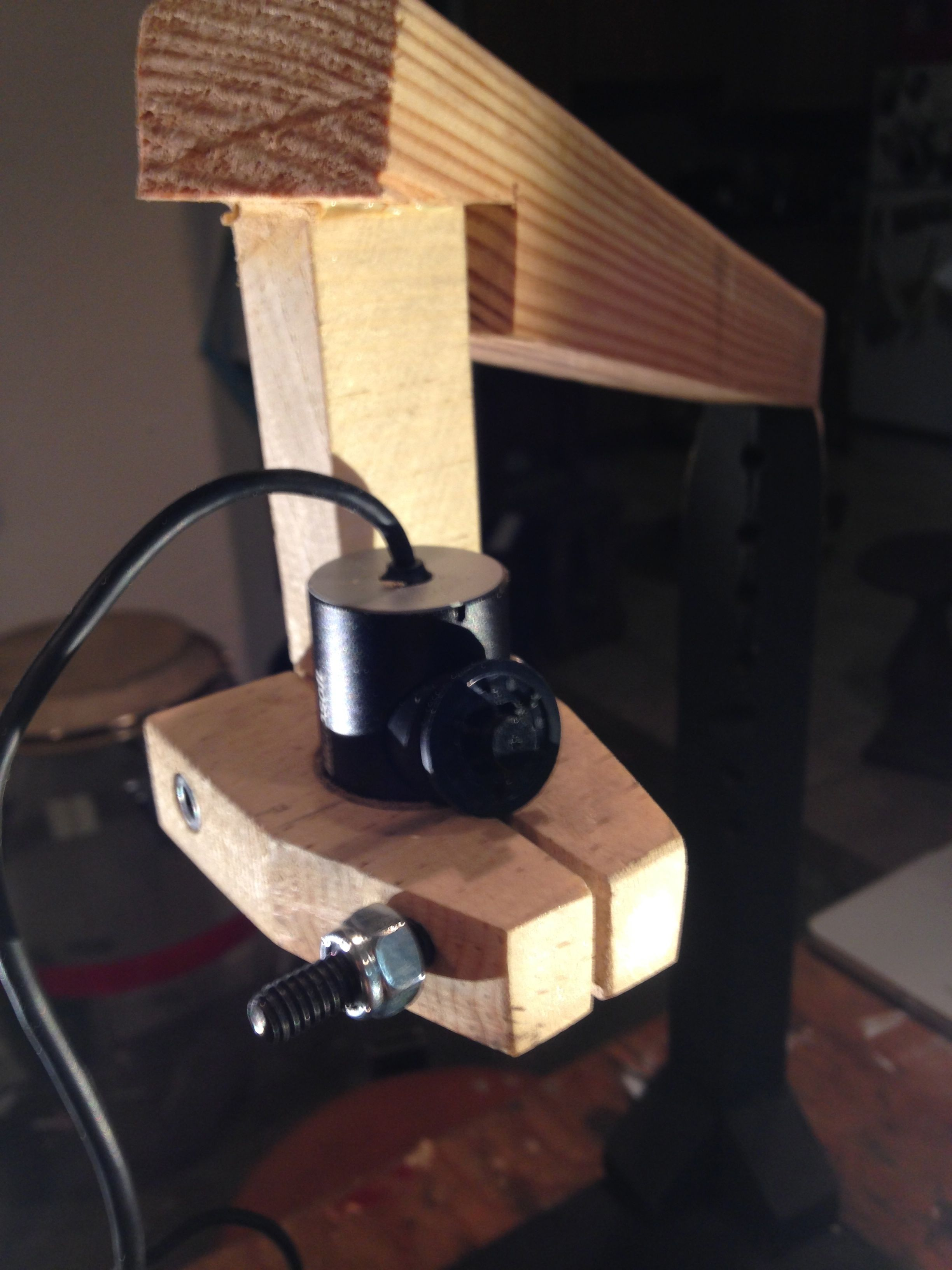 Picture of Camera Arm - Final Version
