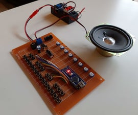 Arduino Soundlab