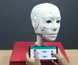 Smartphone Controlled 3D Printed Humanoid Robot Using Evive- Arduino Based Embedded Platform