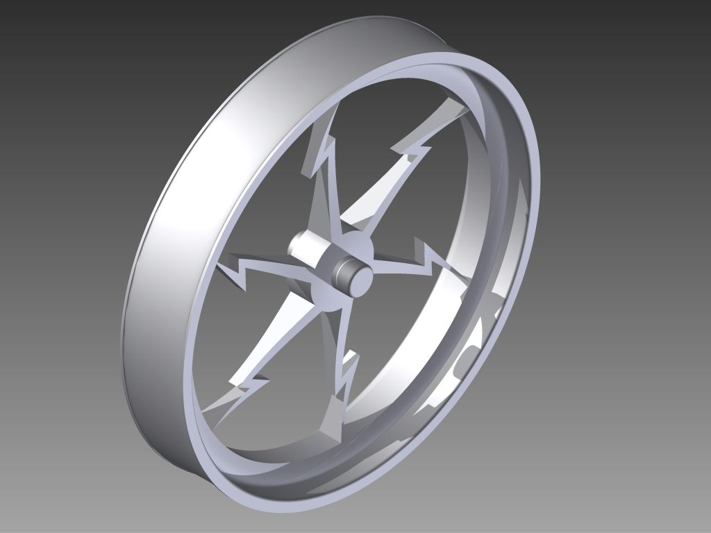 Picture of Creating Your Rims in Autodesk Inventor