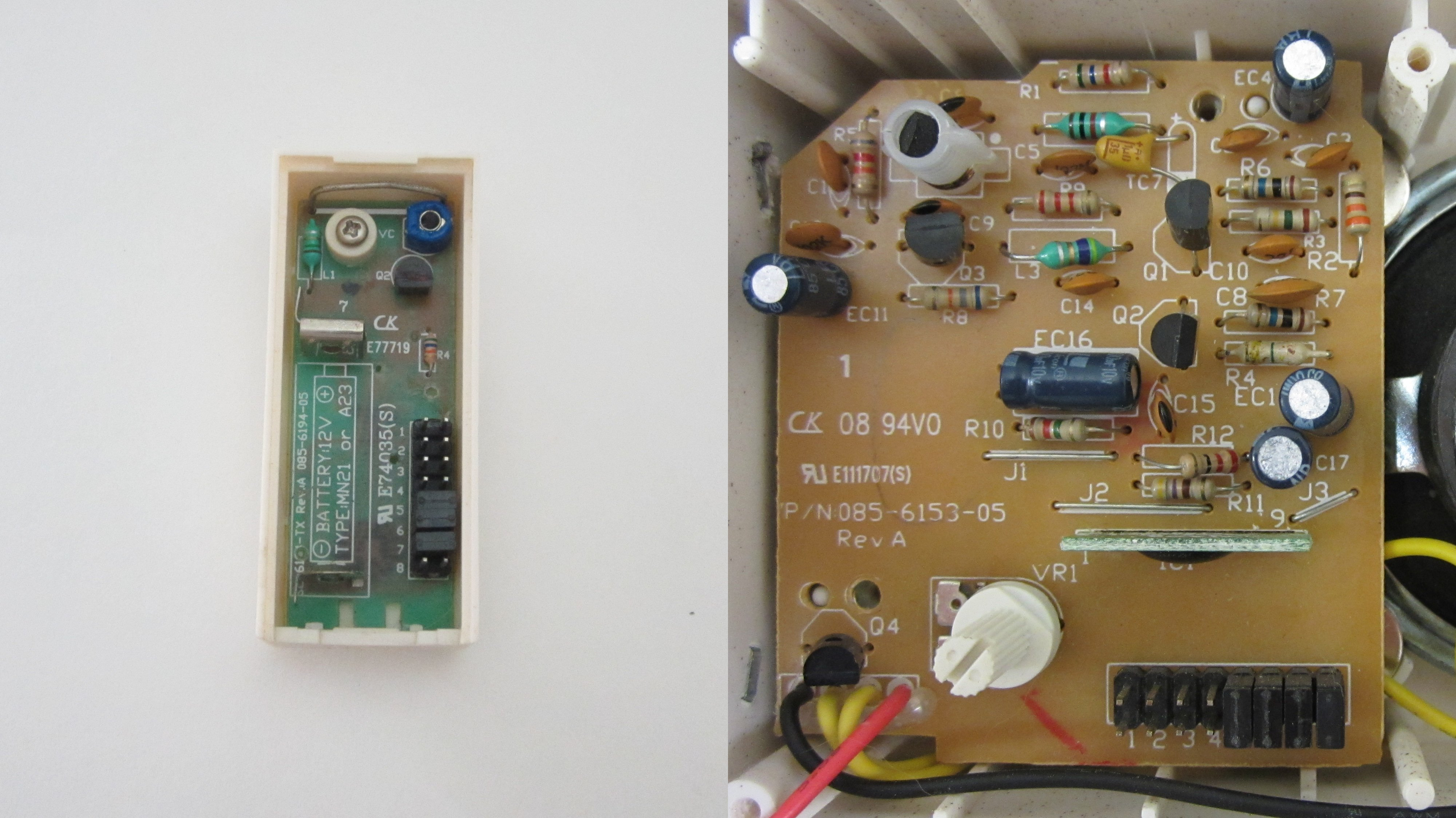 Picture of Select a Wireless Transmitter/Reciever