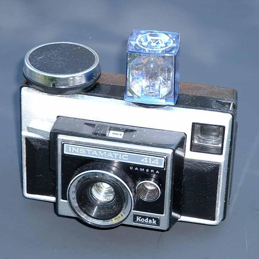 Picture of Kodak Instamatic 414