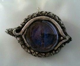 How to Make a Dragon Eye Pendant