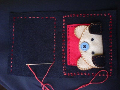 The Inside of the Pouch!