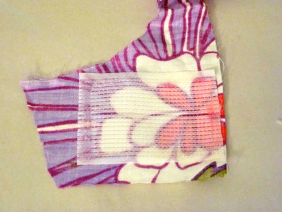 Cover With Fabric