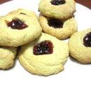 Homemade Jam Drops