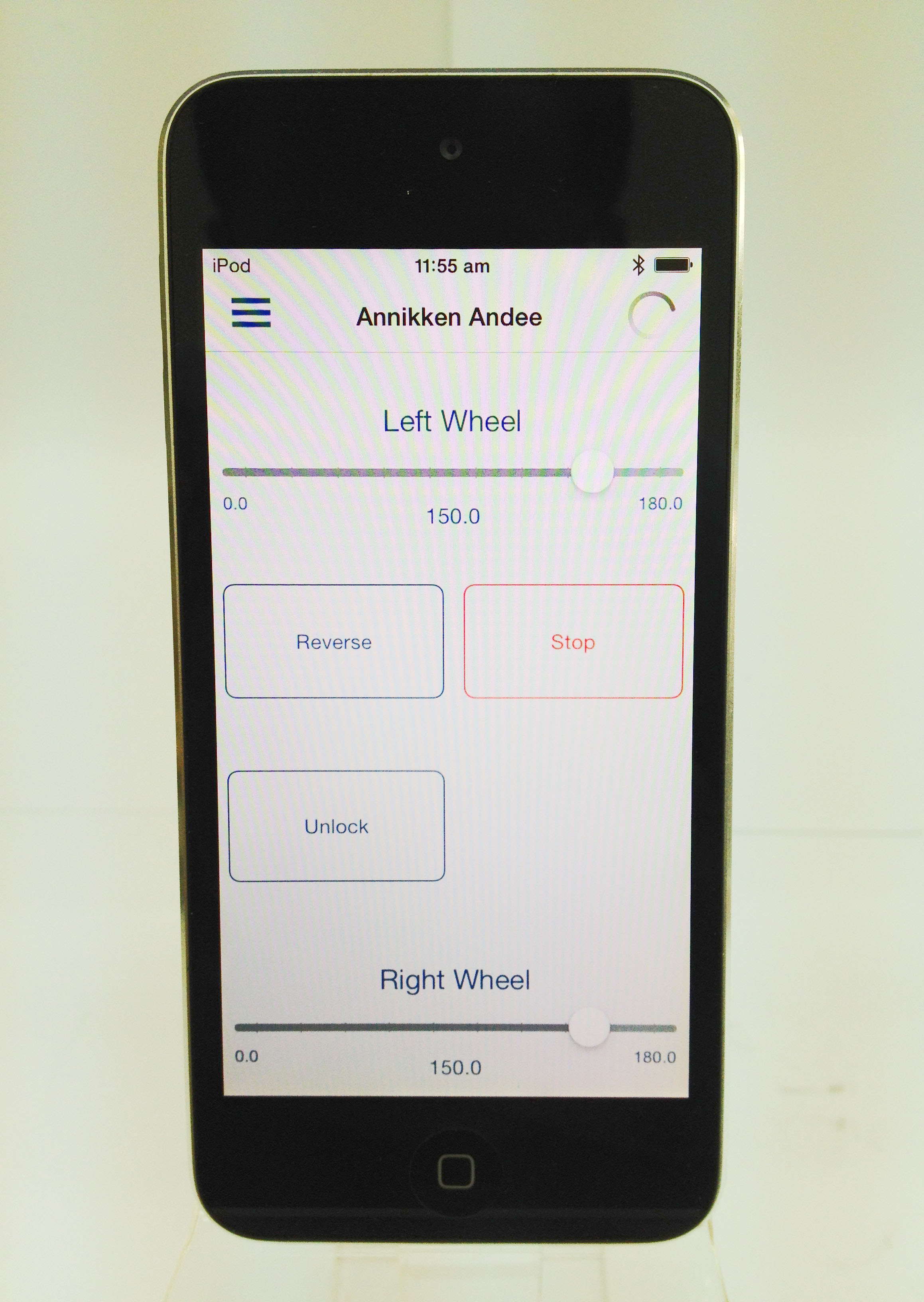 Picture of Easy Mobile Interface Creation: