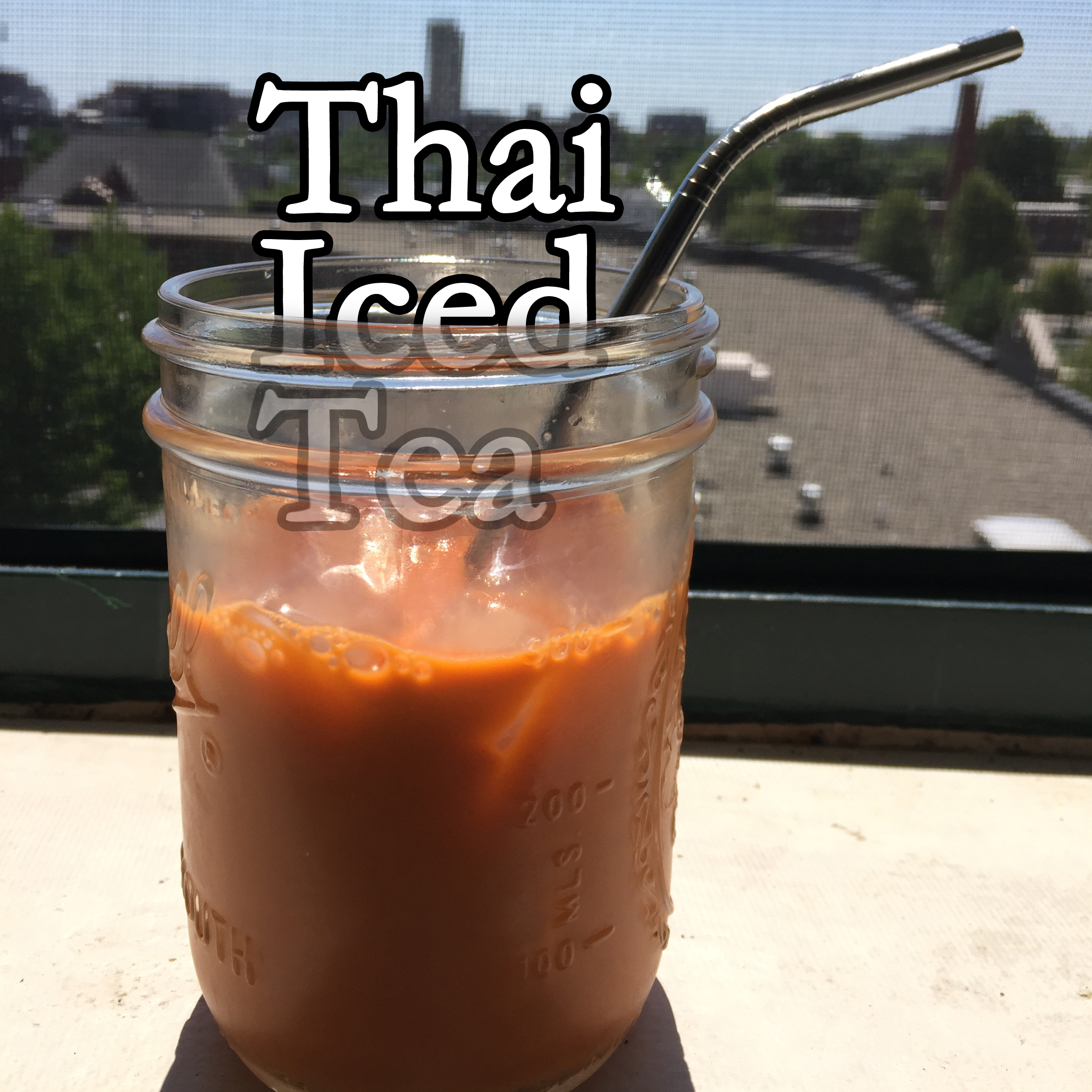Picture of Delicious and Easy Thai Iced Tea